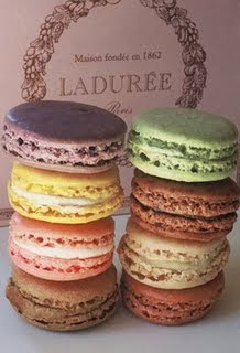 laduree macaroons @ máriel's castle