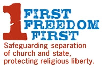 First Freedom First