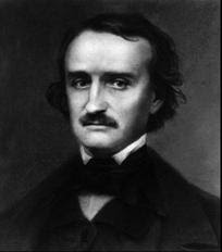 E A Poe, undated photo