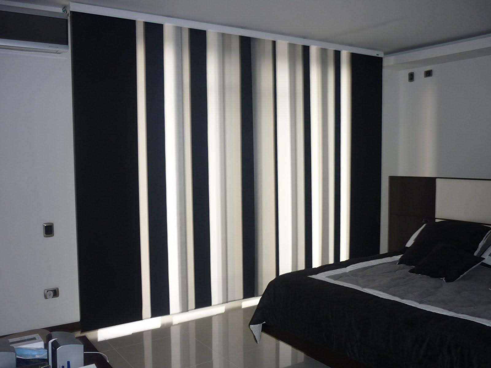 Persianas y cortinas emmanuel panel japones for Telas para paneles japoneses