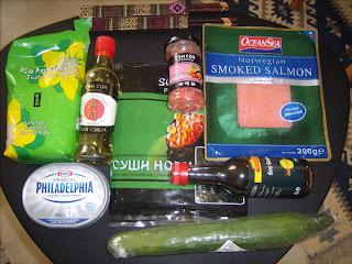 Sushi Pilav Tarifi /Hazırlanışı 1