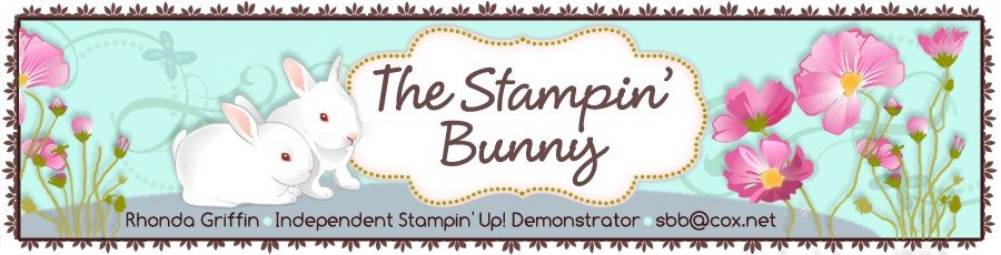 The Stampin&#39; Bunny