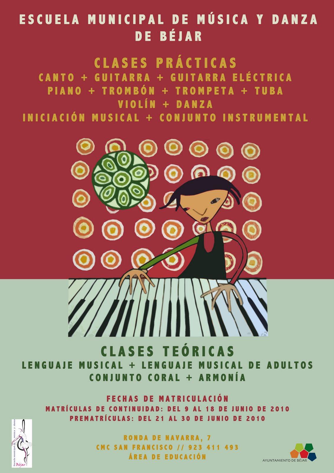 escuela musica bilbao: