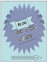 Estes tres selos a seguir foram repassados pela minha Amiga Eliana do Blog Louvor a DEUS