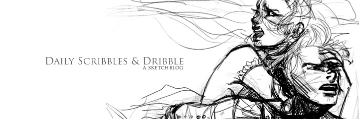 Scribbles and Dribble