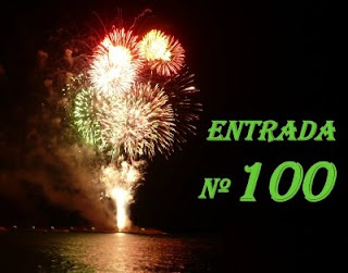 Aniversario blog 100 entradas