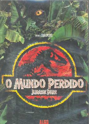 O Mundo Perdido – Jurassic Park Dublado [Pedido]