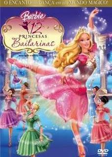 Assistir Filme Online – Barbie Em As 12 Princesas Bailarinas