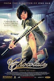 Chocolate – Filme Online [Pedido]