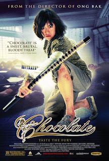 chocolate poster Chocolate   Dublado   Filme Online
