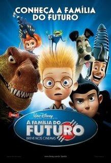 Baixar Filme A Família do Futuro   Dublado