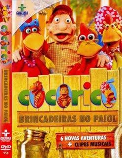 Turma do Cocoricó – Brincadeira no Paiol