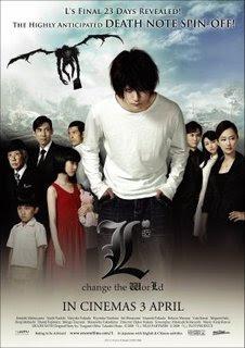 Death Note 3 – L Change The World – Filme Online Grátis [Pedido]