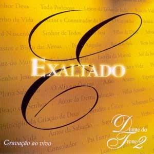 Baixar CD Diante do Trono – Exaltado Download