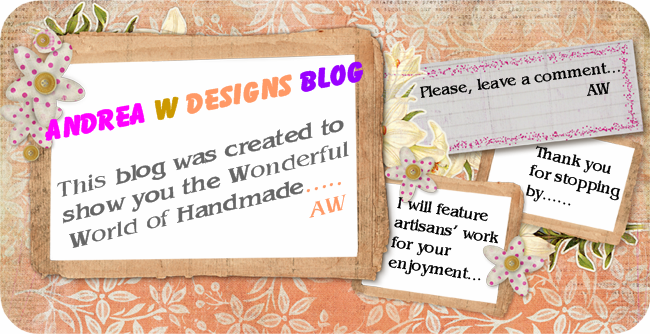 ANDREA W DESIGNS BLOG