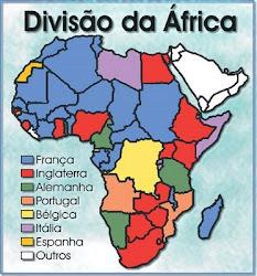 Divisão da Africa