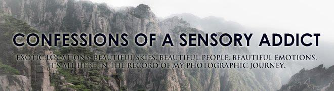 Confessions of a Sensory Addict