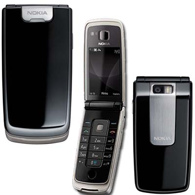 Design of Nokia 6600 Fold