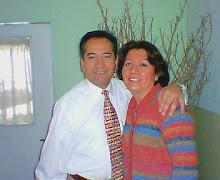 Pastor Adán y Pastora Mirtha