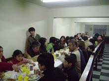 Comedores ISA. Plato único