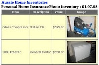 FREE Photo Insurance Inventory Creator
