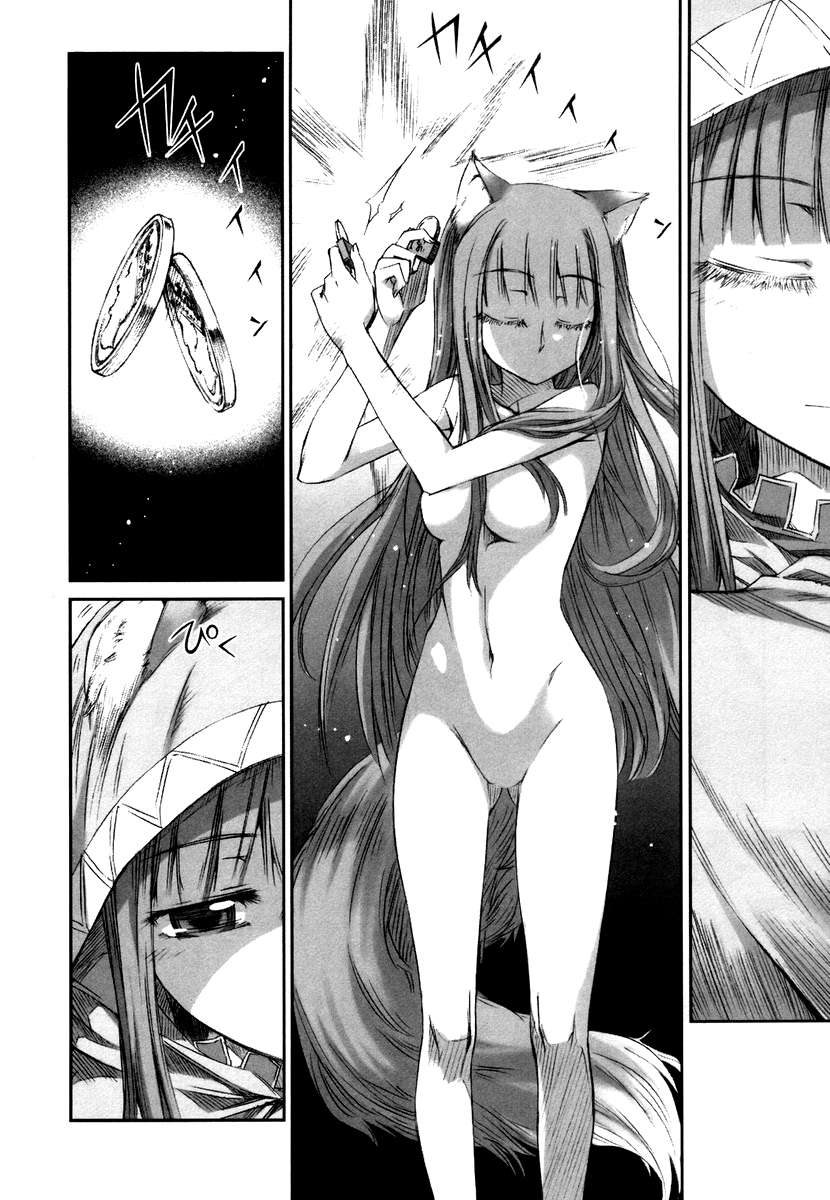 Ookami to Koushinryou (Wolf and Spice) - Ookami to Koushinryou (Wolf and Spice) Chapter 006 - Pic 16