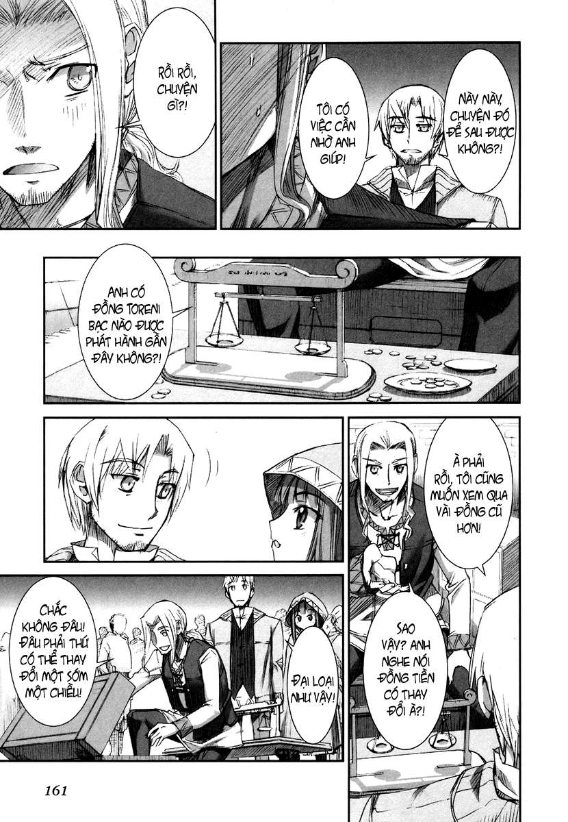 Ookami to Koushinryou (Wolf and Spice) - Ookami to Koushinryou (Wolf and Spice) Chapter 006 - Pic 11