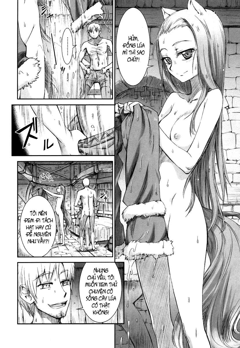Ookami to Koushinryou (Wolf and Spice) - Ookami to Koushinryou (Wolf and Spice) Chapter 003 - Pic 9