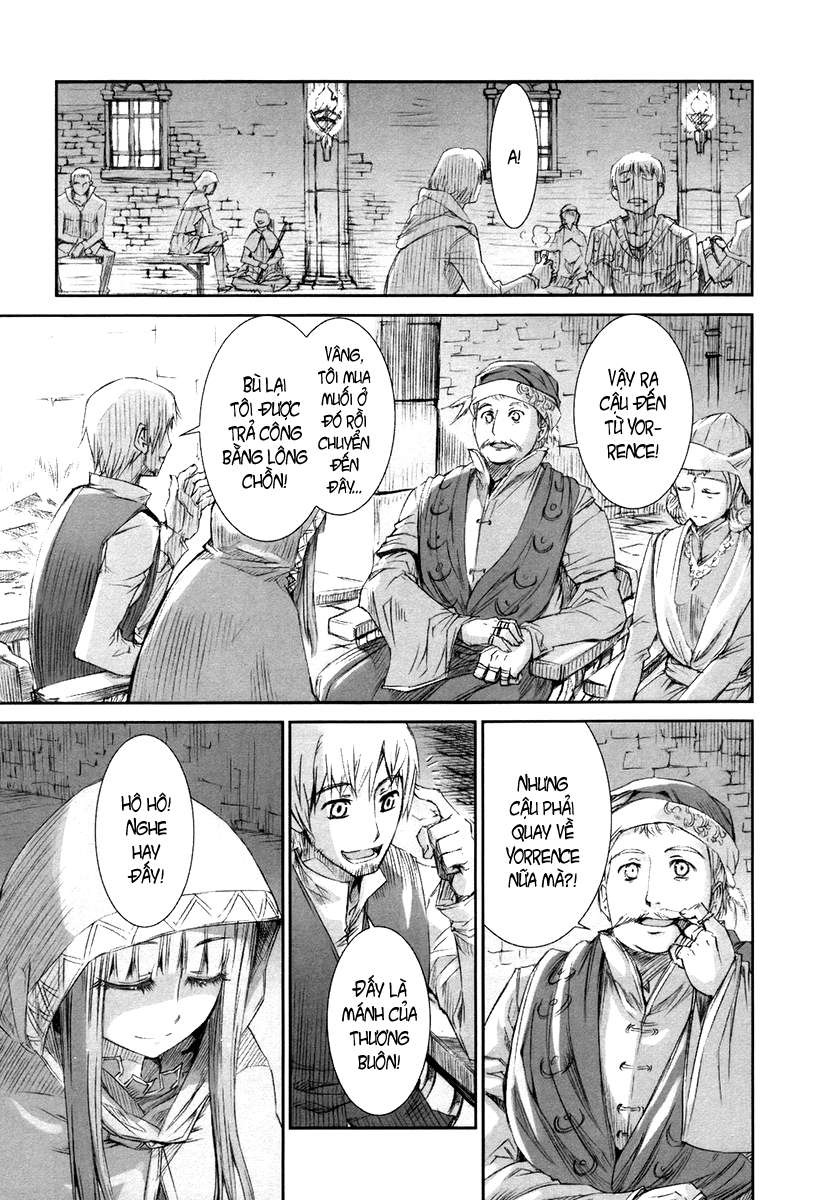 Ookami to Koushinryou (Wolf and Spice) - Ookami to Koushinryou (Wolf and Spice) Chapter 003 - Pic 18