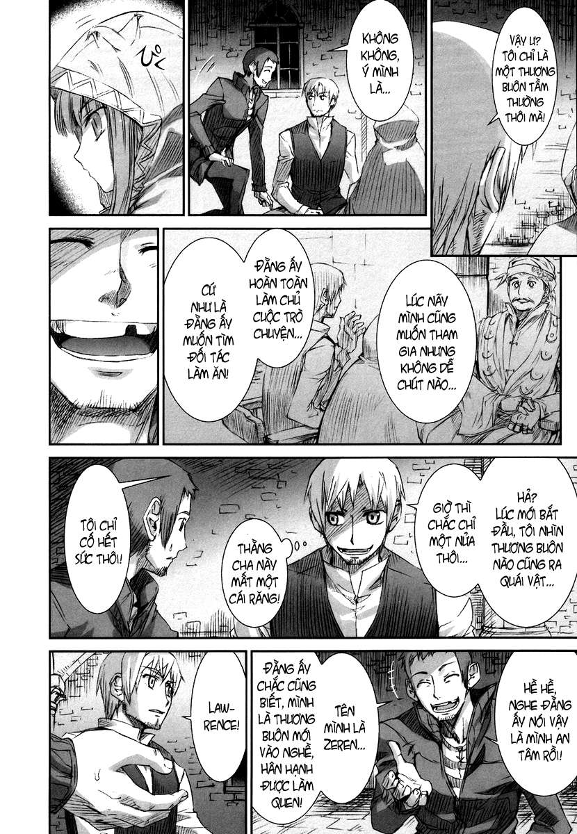 Ookami to Koushinryou (Wolf and Spice) - Ookami to Koushinryou (Wolf and Spice) Chapter 003 - Pic 23