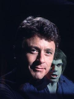 Bill Bixby e Lou Ferrigno
