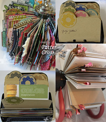 Triple Scraps Rolodex ideas