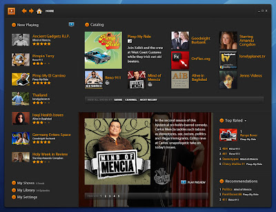 Download Adobe Media Player Full Screenshot
