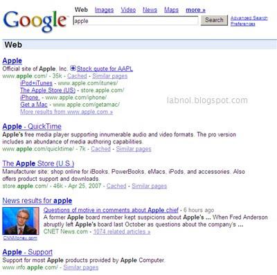 Google Picture Thumbnails