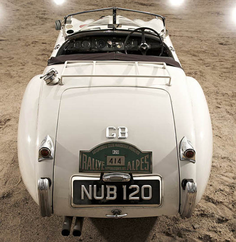 Jaguar Xk120 Hardtop. The Jaguar XK120 was a sports