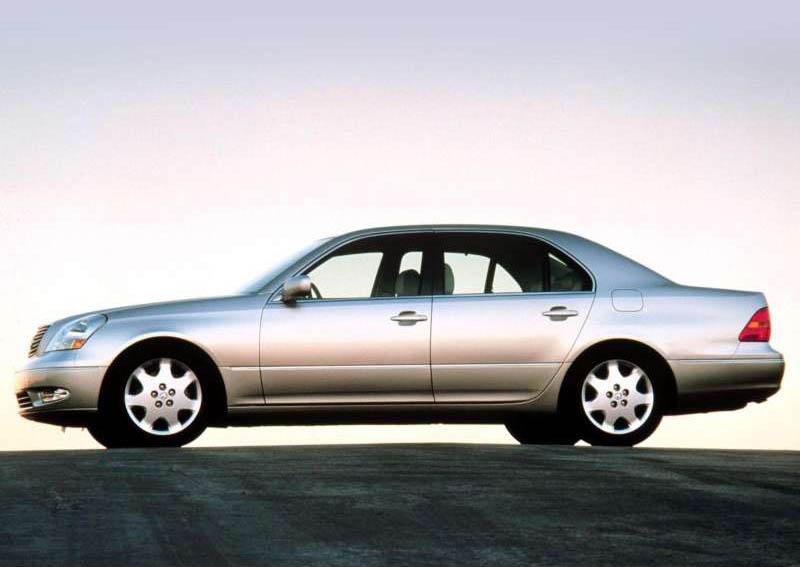 Classic Automotives, Car Colector, Car Insurance, Old Cars.: Lexus LS430, 2001
