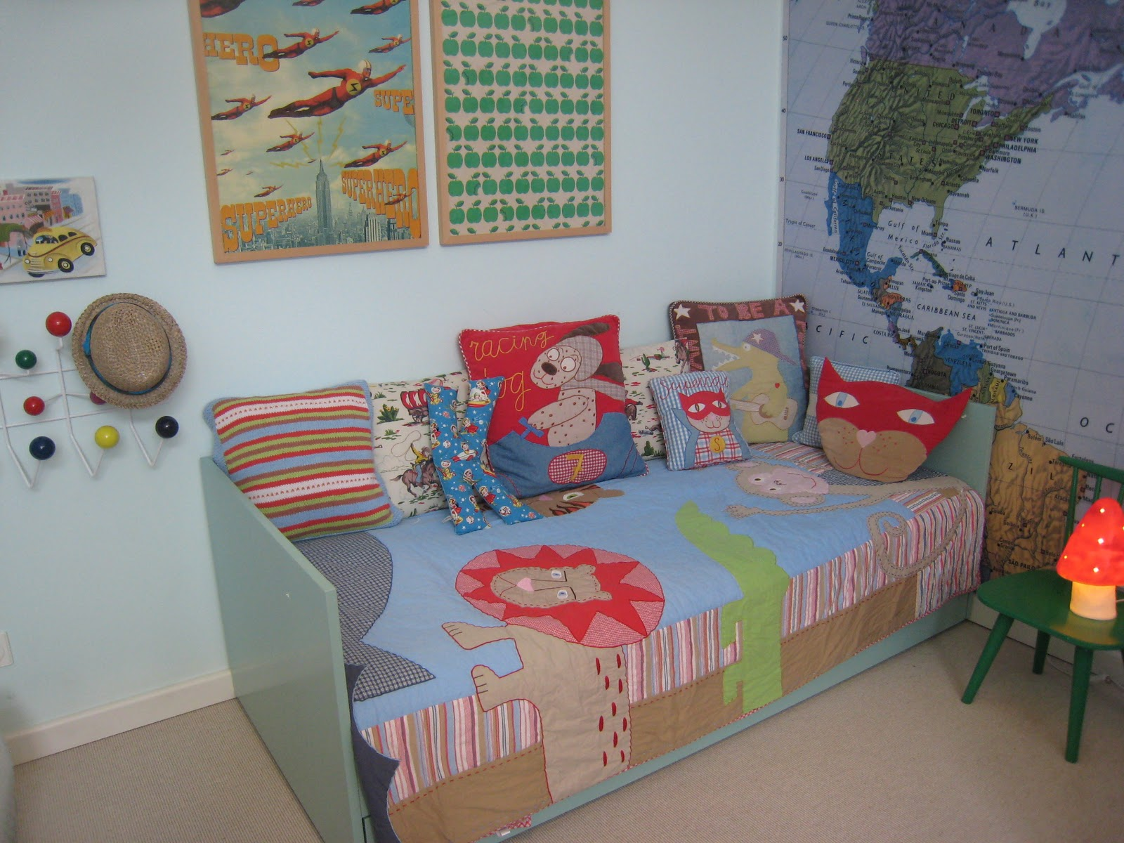 My circus kinderzimmer - Kinderzimmer julia ...