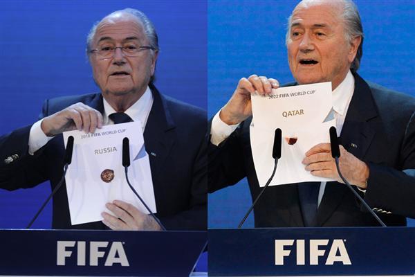 Abrieron investigación por la atribución de los Mundiales de fútbol 2018 y 2022