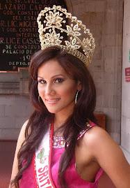 Sarahith Fernández Bravo, Señorita Turismo y Cultura Veracruz 2009