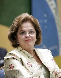 DILMA ROUSSEF NA CAMPANHA DAS ELEIÇÕES 2010