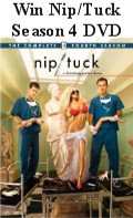 Win Nip/Tuck Season 4 DVD