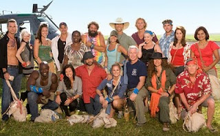 The cast of Survivor: Heroes vs. Villains