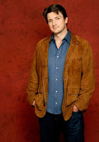 Nathan Fillion of Castle