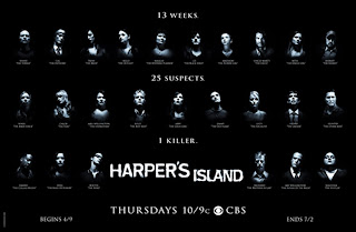 The Suspects of Harper's Island