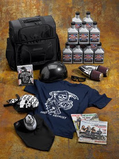 Win a Sons of Anarchy Prize Pack