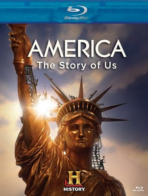 America: The Story of Us on  Blu Ray