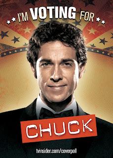 Vote for Chuck