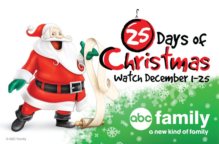 abc familys 25 days of christmas - Abc 25 Days Of Christmas