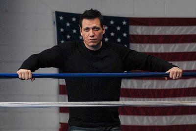 Holt McCallany of Lights Out