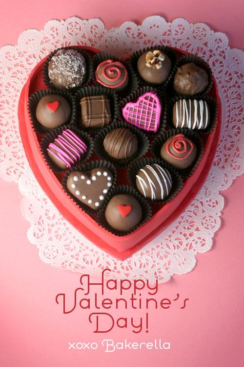 """Sesame Street Cake Pops · Valentine """"Chocolates"""" (They are made out of cake!"""